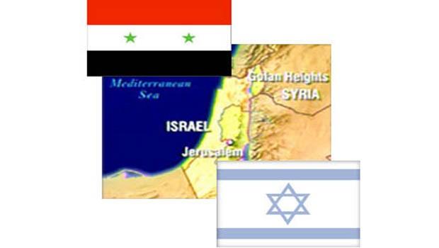 syria vs israel