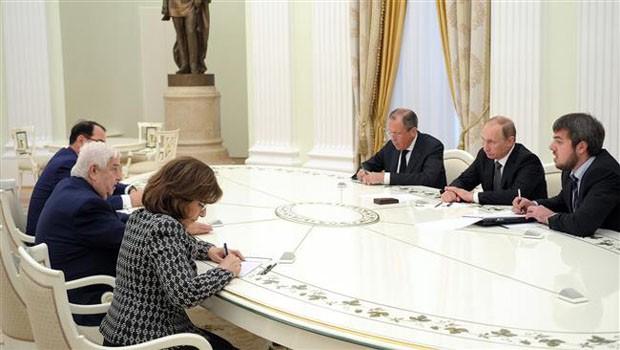 szír-orosz találkozó