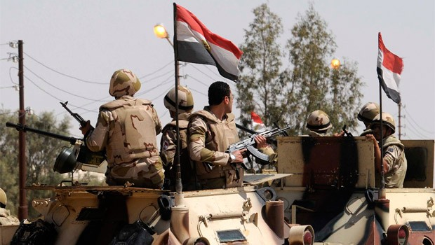 egyiptomi hadsereg