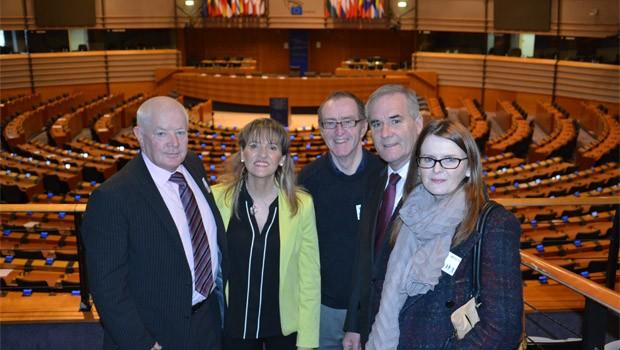 eu képviselők gaza mellett