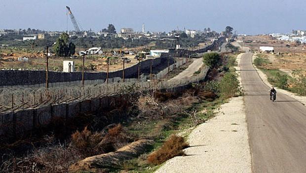 gáza izrael határ