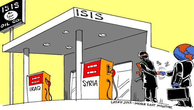 isis oil 2