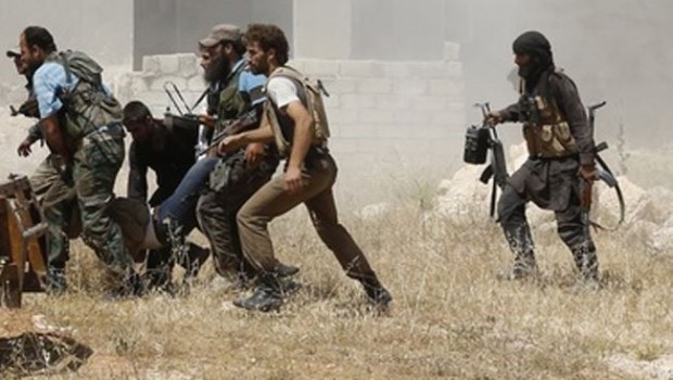 Iszlám Állam tagjai Szíriából és Irakból, Törökországba menekülnek