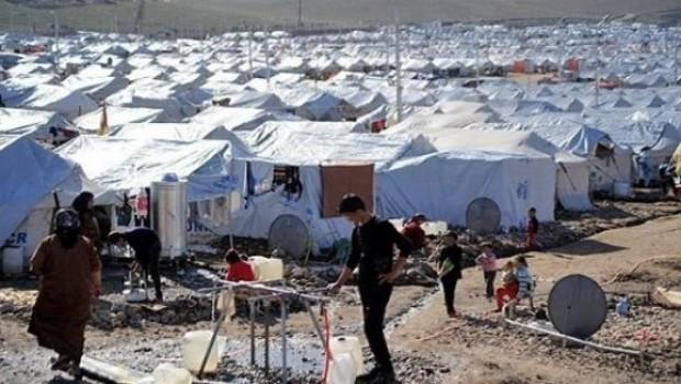 menekülttábor