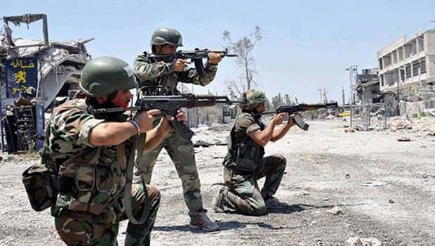 rakka syria army