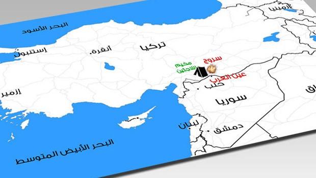 suruc törökország