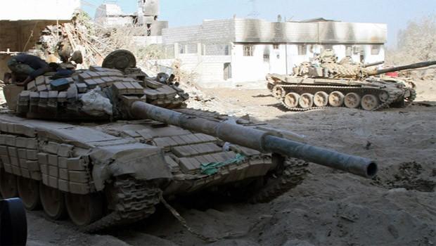 syria army jobar