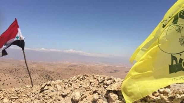 syria hezbollah flag