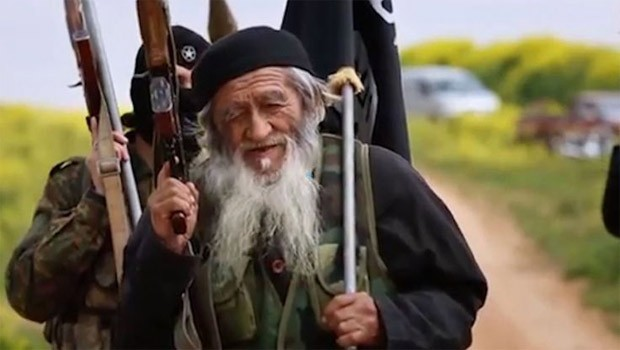 ujgur isis