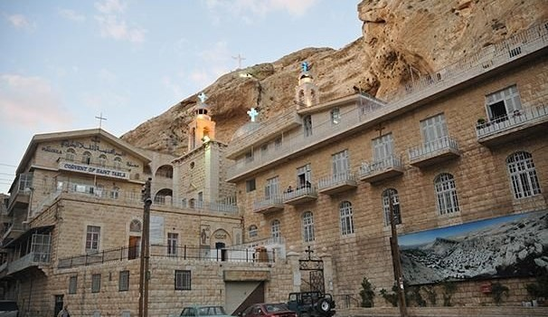 A Szent Tekla kolostor