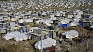 erbili menekülttábor