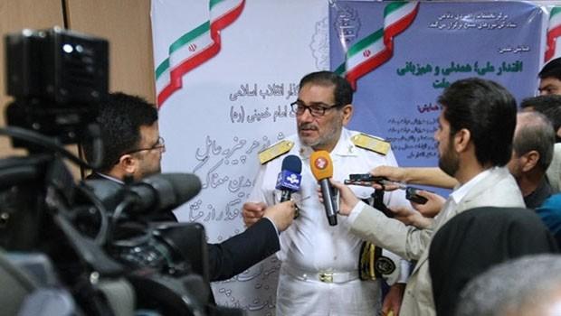 iráni biztonsági tisztviselő