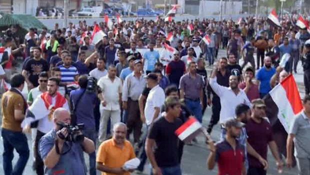 iraki tüntetés1