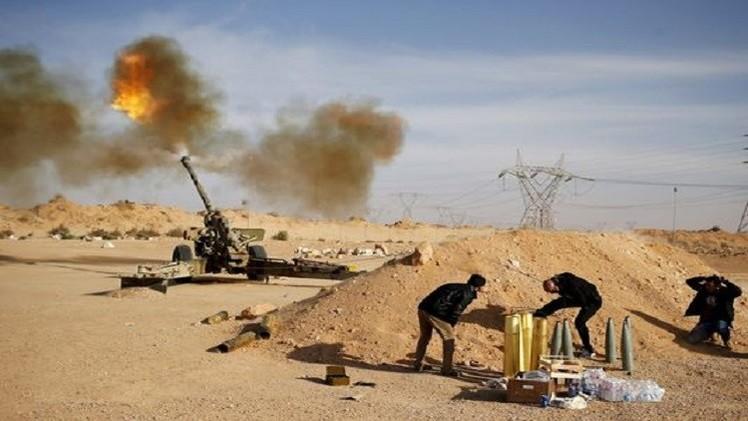 líbiai ellenálók