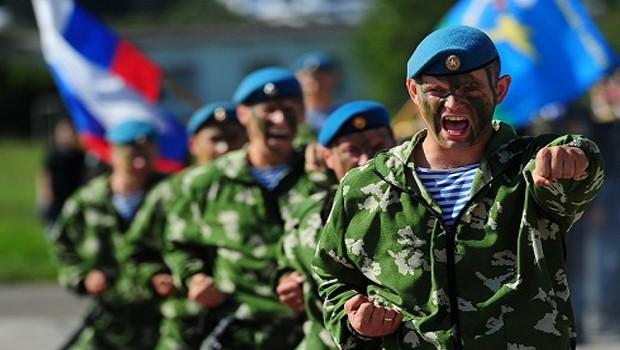 orosz légideszant