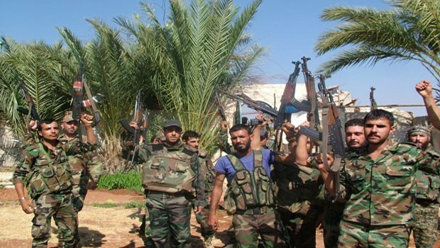 syria army 4512