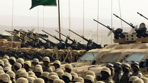 szaúdi hadsereg