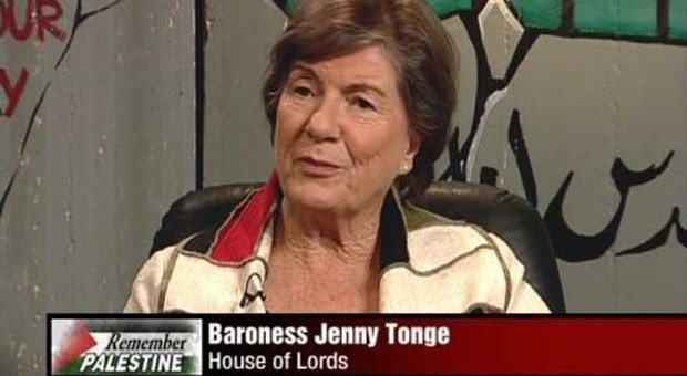 baroness jenny tonge