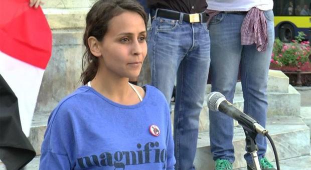belgrád szíriai lány