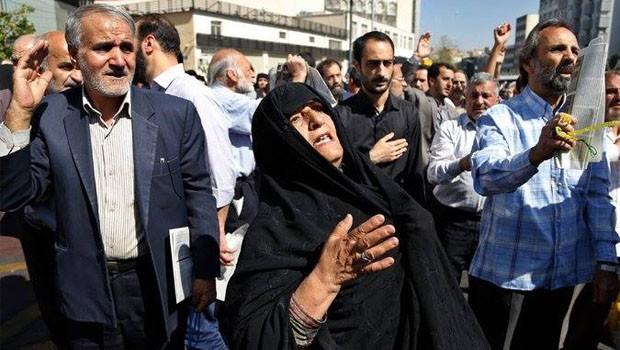 iráni hozzátartozók