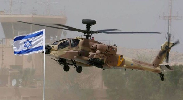 izraeli helikopter