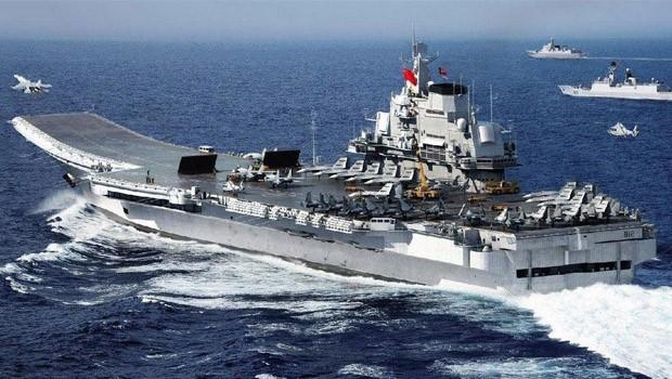 kínai flotta