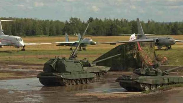 orosz hadsereg szíriában
