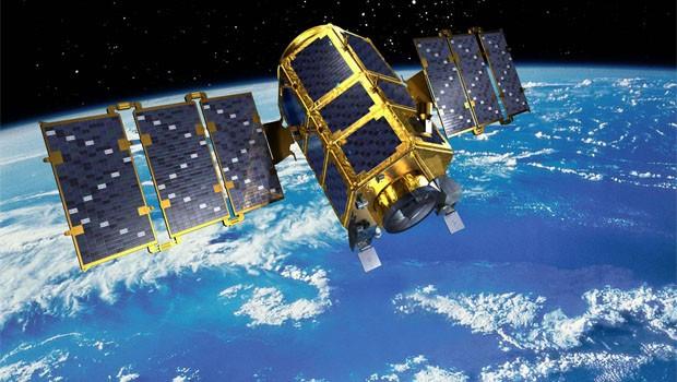 orosz műhold