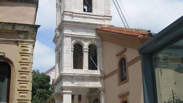 Isztambul örmény templom