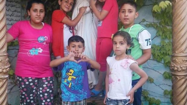Keresztény török gyerekek