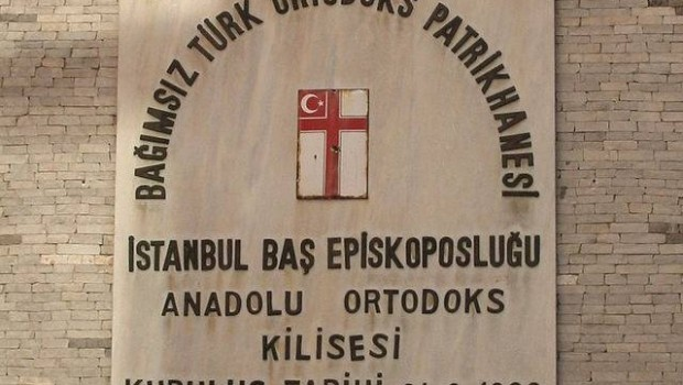 Ortodox tábla Törökország