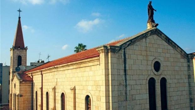 Adana Szent Pál templom
