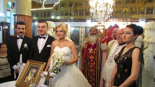 Adiyamani szír ortodox esküvő