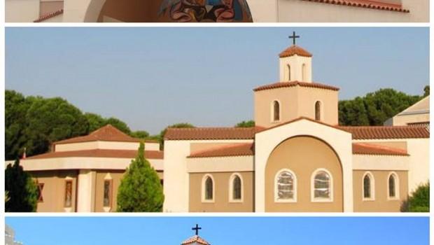 Antalyai templom