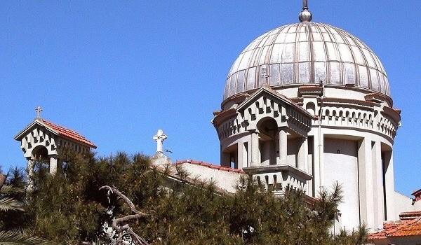 Burgazada, ortodox templom