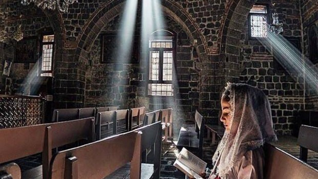 Diyarbakir Szent Mária templom