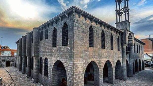 Diyarbakiri templom