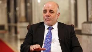 Haider al-Abádi iraki miniszterelnök