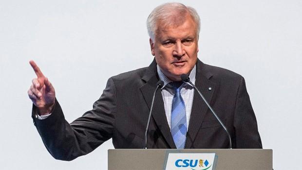 Horst Seehofer bajor miniszterelnök