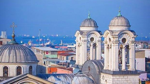 Orotodx templom, Isztambul