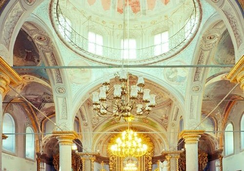 Kayseri örmény templom