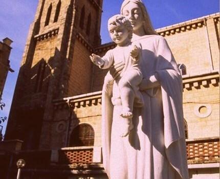 Mersin katolikus templom