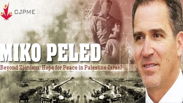 Miko Peled izraeli békeaktivista
