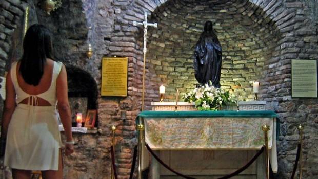 Selcuk Szűz Mária templom