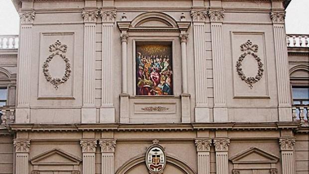 Szent Esprit katedrális Isztambul