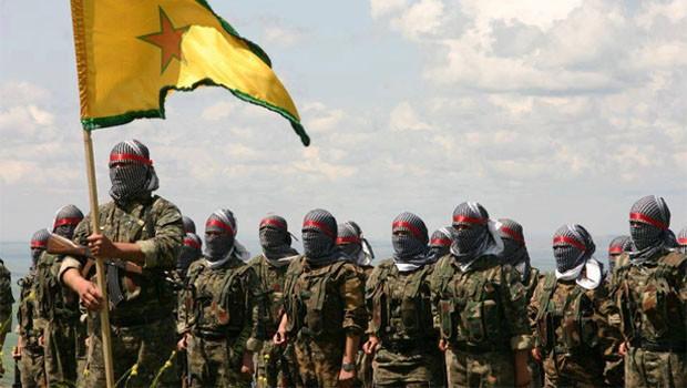 YPG kurd