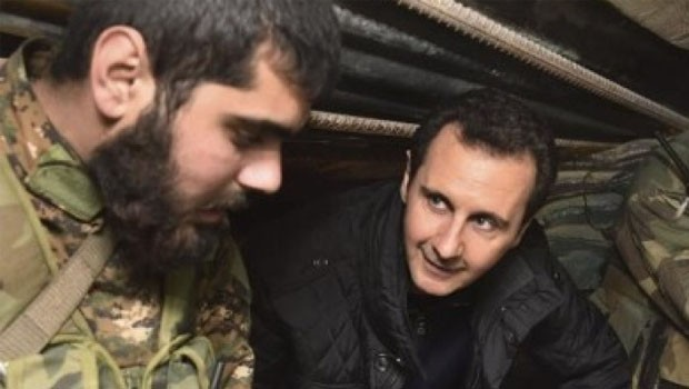 assad and syria army