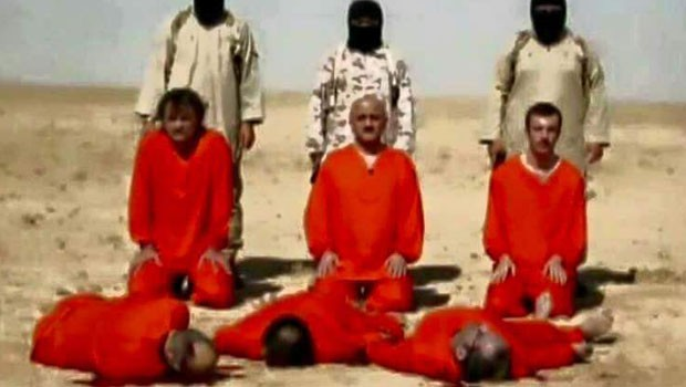 asszír foglyok