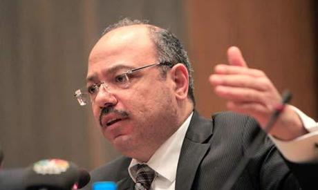 egyiptom pénzügyminiszter