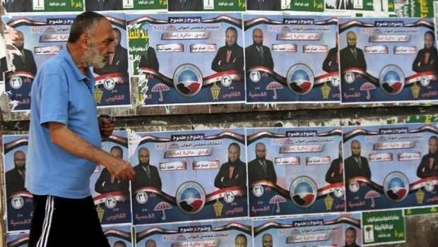 egyiptom választás 2015